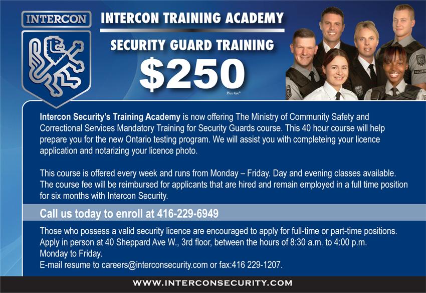 INTERCON SECURITY